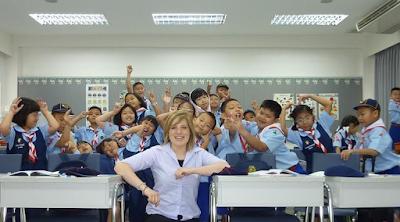 Teach English Abroad Programs