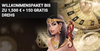 <b>1xSlots</b> Online Kasino: willkommenspket bis zu €1500 + 150 gratis Drehs
