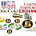 USA Courts Announced Onecoin Exchange