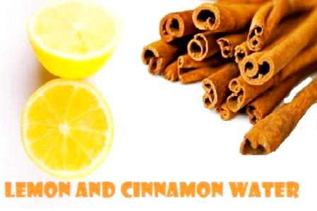 MAGICAL BENEFITS OF LEMON AND CINNAMON WATER