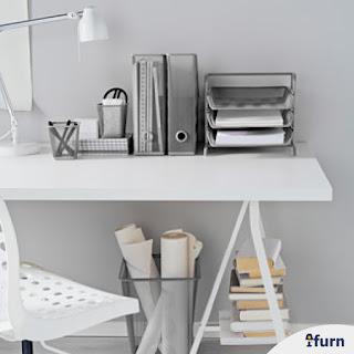Jual Meja Putih Ruang Tamu Ikea