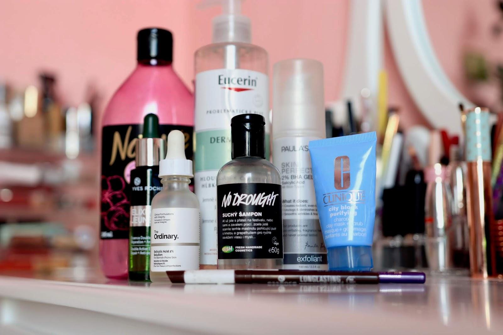 Spotrebované produkty