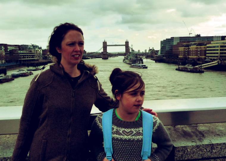 A Windy Day In London: Come Take A Walk With Us