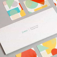 Design your business cards with Moo