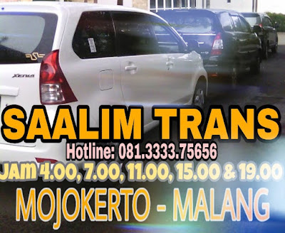 travel malang mojokerto
