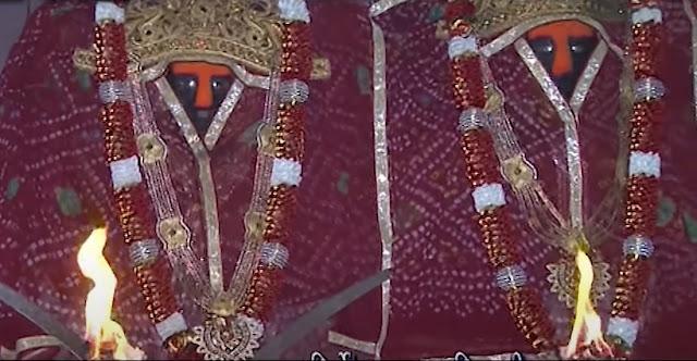 भुवाल माता-माता मंदिर, नागौर