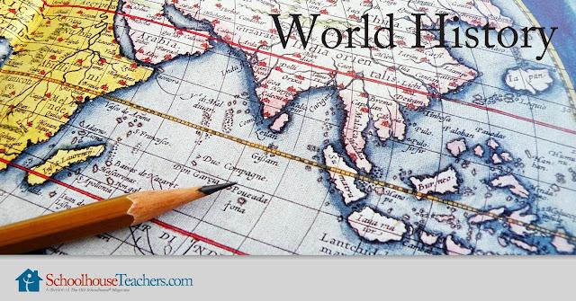 World History SchoolhouseTeachers.com logo