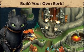 Dragon Rise Of Berk Mod Apk Offline