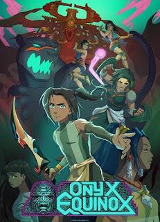 Onyx Equinox Temporada 1 audio latino