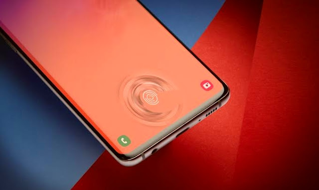 Samsung launches fingerprint update S10 and Note 10