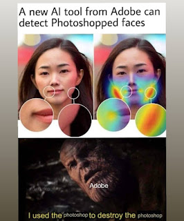 adobe ai detects photoshopped faces, adobe ai detects fake faces, ai