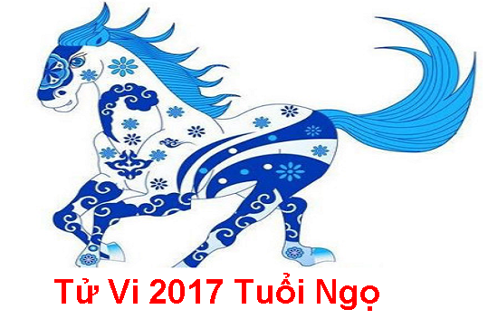 Tu vi 2017 tuoi Ngo