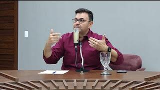 Raniery Paulino comemora a autorização das obras de restauração da PB-063 que ligam os municípios Gurinhém, Mulungu e Alagoinha
