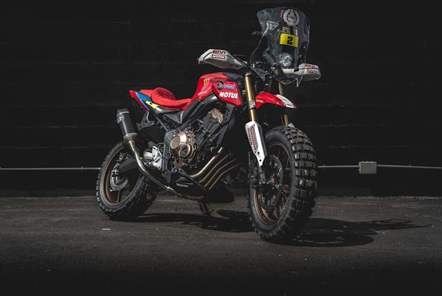 Honda CB650R Rally | First Look Review
