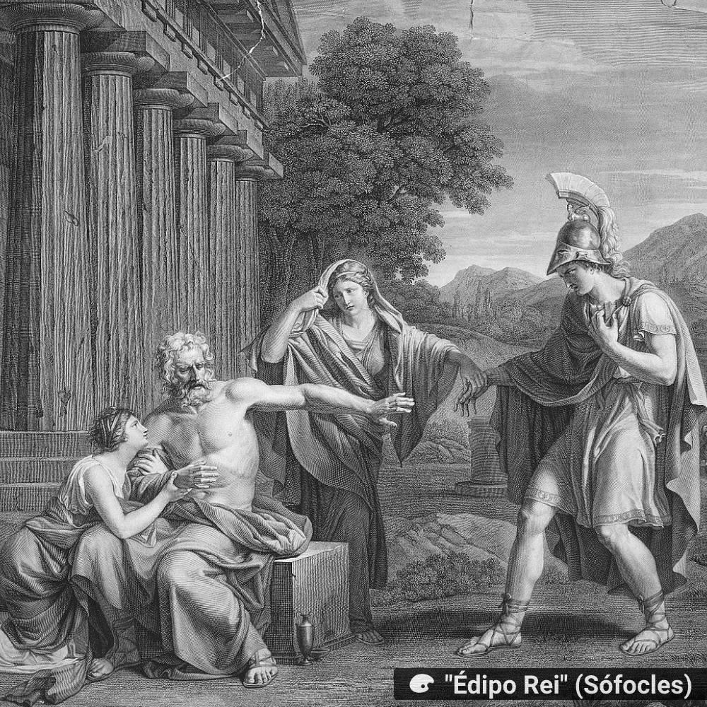 ambiente de leitura carlos romero milton marques junior mitologia tragedia grega moral da tragedia grega democracia grega ensinamento da tragedia grega