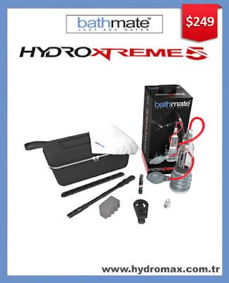 Bathmate Hydroxtreme 5 small size hydro penis pump for men
