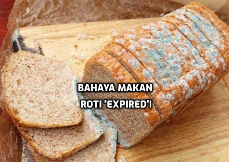 Roti berkulat