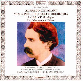 Catalani - Messa per Coro; Soli e Orchestra