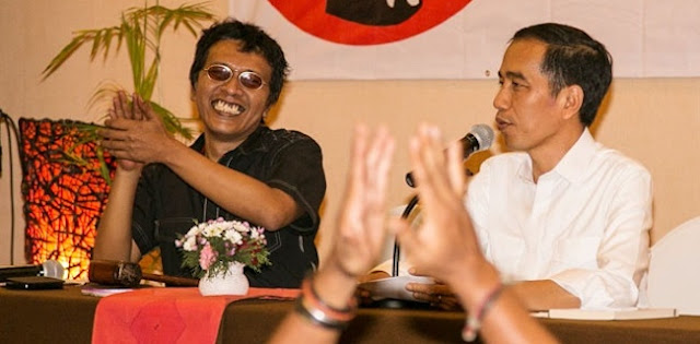Beathor Suryadi: Beranikah Adian Dan Aktivis 98 Keluar Dari Barisan Jokowi?