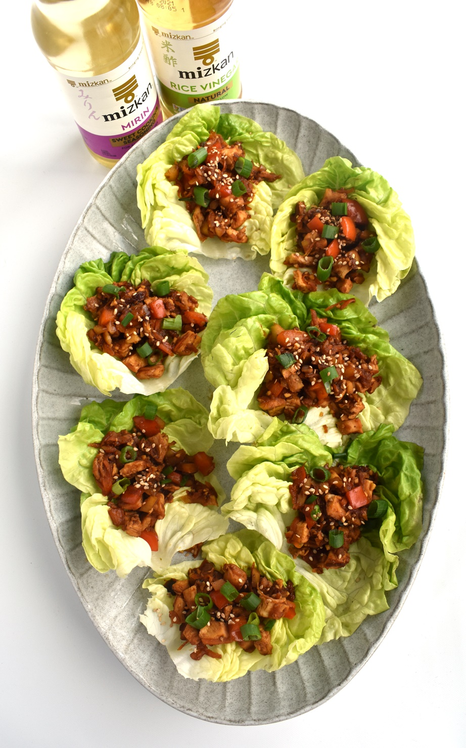 Healthy PF Chang's Chicken Lettuce Wraps
