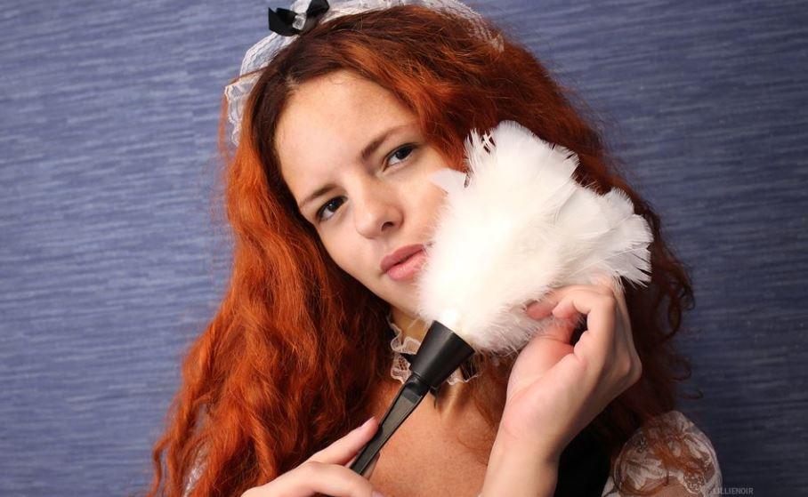LillieNoir Model GlamourCams