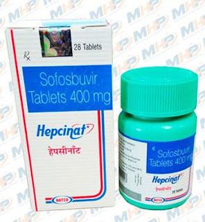 Hepciant(Sofosbuvir 400 mg)