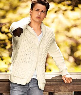 Hottest male models Simon Nessman