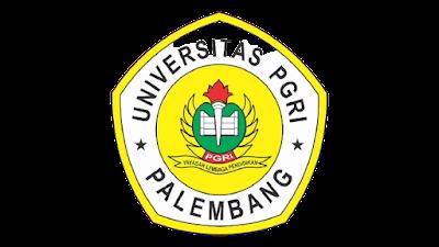 Download logo Unibversitas PGRI Palembang tanpa background PNG HD gambar CDR
