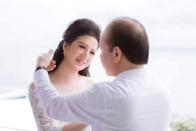 Thứ trưởng Bộ Tài chính kết hôn với Hoa hậu Quý bà Thế giới Đinh Hiền Anh