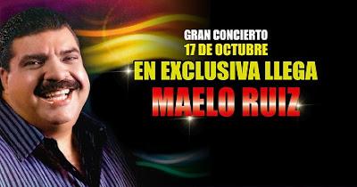 GRAN CONCIERTO DE MAELO RUIZ