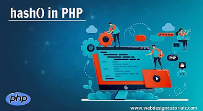 PHP hash() Function