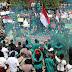 Aliansi Mahasiswa Ponorogo Desak Agar Tuntutan Tersampaikan ke DPR RI