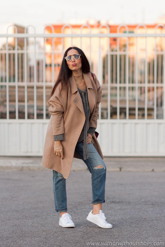 Blogger embarazada con ideas para vestir comoda en el embarazo de Zara
