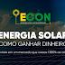 Porque investir na Econ - Energia Solar?