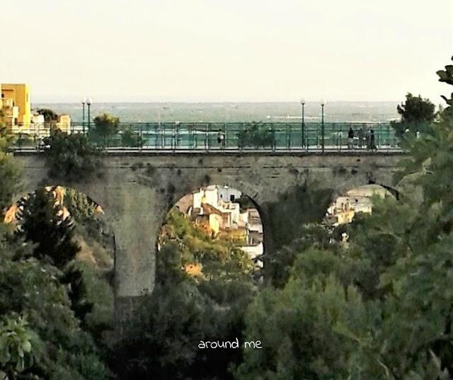 Massafra, ponte San Marco sull'omonima gravina