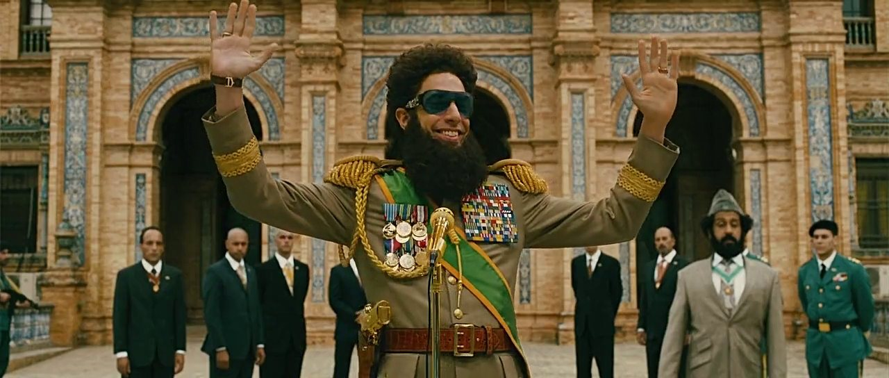 The Dictator 2012 Hindi Dubbed – Fondos de Pantalla