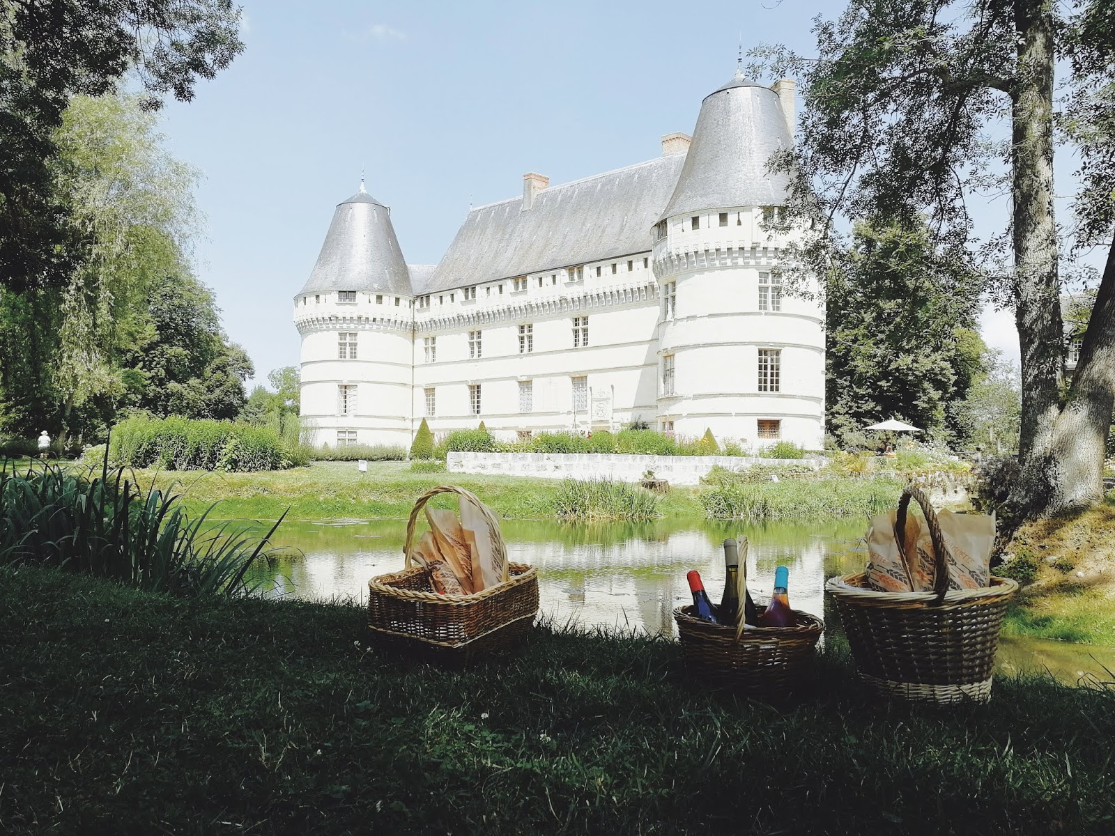 Château de L'Islette et Château de Minière - Val de Loire