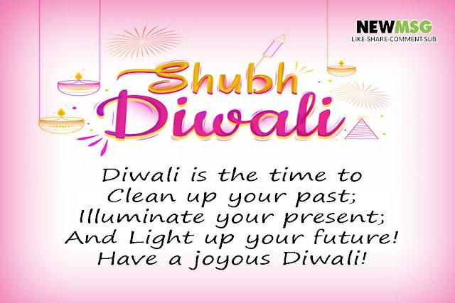 Diwali message greetings