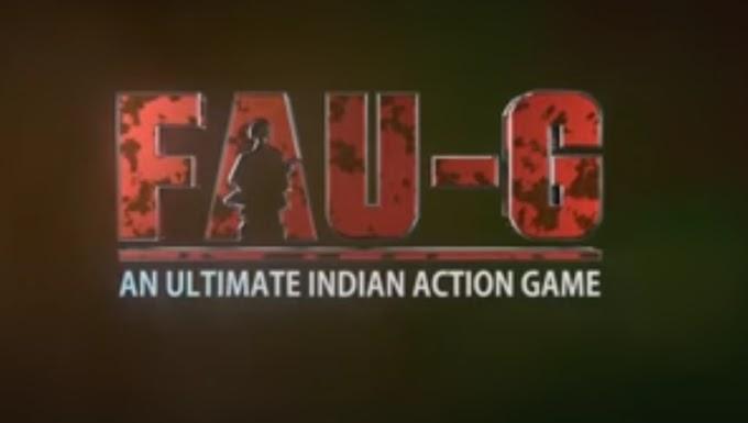 FaU-G गेम रिलीज इन इंडिया पहली झलक Fau-G Teaser released