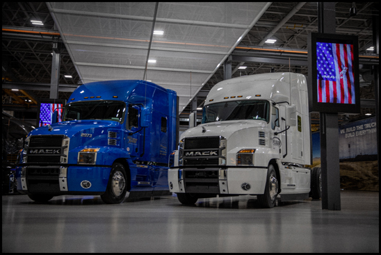 Mack Trucks recently announced #Mackonomics, a year-long effort designed to demonstrate how the Mack Anthem model can improve total cost of ownership in their operations