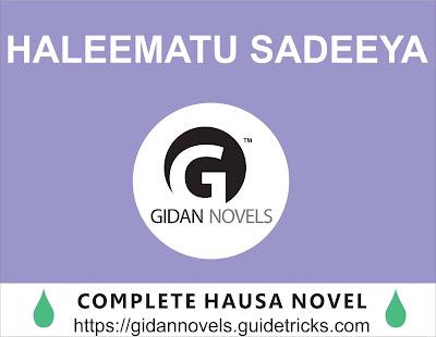 HALEEMATU-SADEEYA COMPLETE HAUSA NOVEL