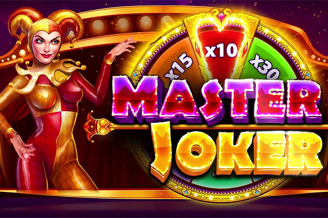 ULASAN SLOT PRAGMATIC PLAY MASTER JOKER