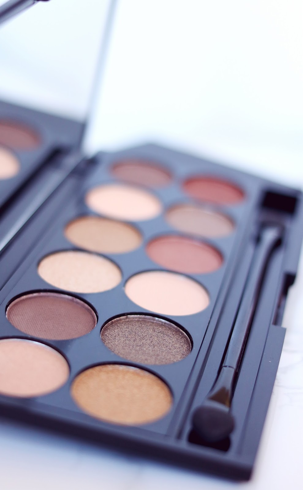 Sleek Makeup i-Divine Eyeshadow Palettes