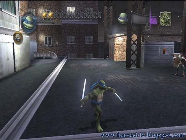 لعبة ninja turtles legends للكمبيوتر