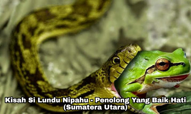 Kisah Si Lundu Nipahu – Penolong Yang Baik Hati (Sumatera Utara)