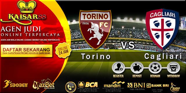 Prediksi Bola Dan Tebak Skor Torino vs Cagliari 30 Oktober 2017
