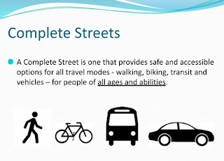 What's with Complete Streets?