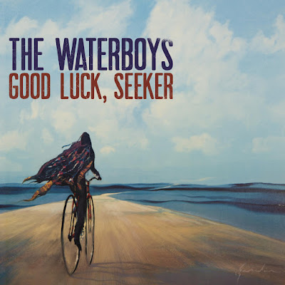 """Le groupe de Mike Scott, The Waterboys, fait son retour avec son 14ème album """"Good Luck, Seeker""""."""
