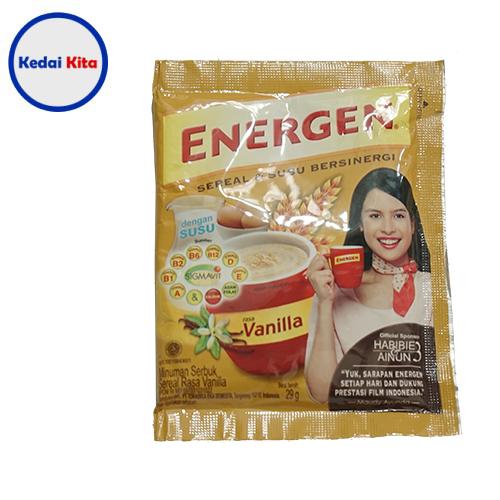 Energen Vanilla 29 Gram