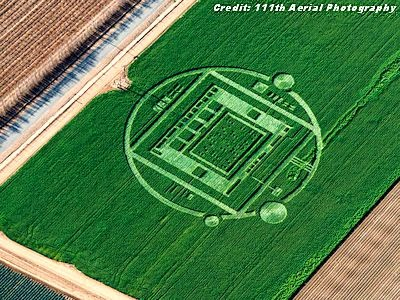 Confirmed! Crop Circle Mystery Solved